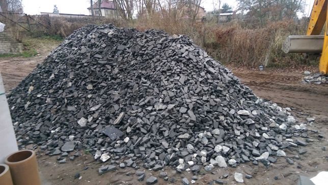 Kruszywo asfaltowe,frez asfaltowy,kruszony asfalt,destrukt,podbudowa