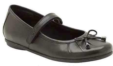 Кожаные новые туфли Clarks,34р