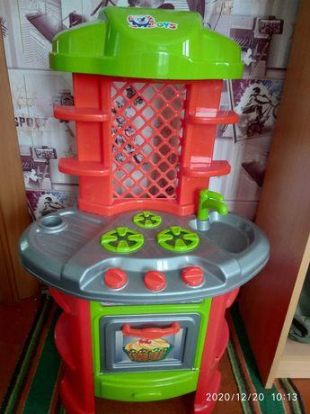 Газовая плита игрушечная