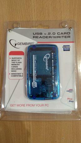 Card Reader Gembird usb 2.0