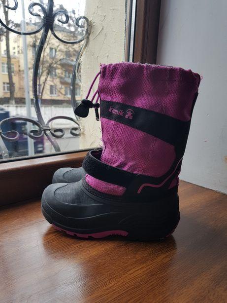 Kamik/Камик/сапоги/сапожки/снегоходы/ботинки/термо