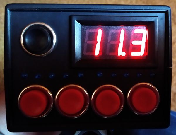 Блок электронный на металлоискатель импульсный  Clone PI-V