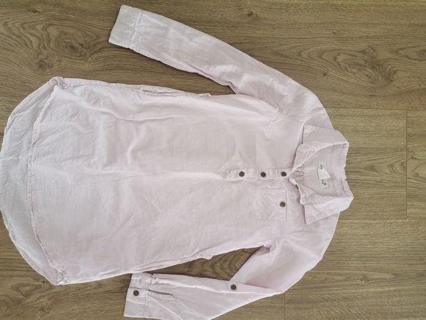 Sukienka tunika H&M rozmiar 134