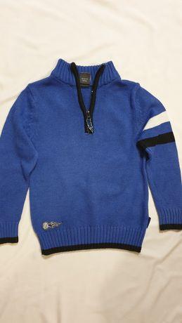 Sweter chłopięcy Coccodrillo 116cm