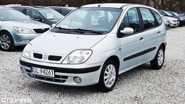 Renault Scenic FL 2001 r.