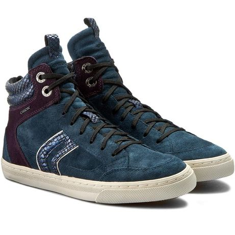 Adidasy za kostkę, Skate shoes, Geox Respira