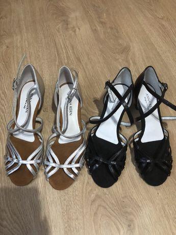 Туфлі для латинських танців 24,5 см