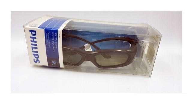 Okulary Philips 3d aktywne