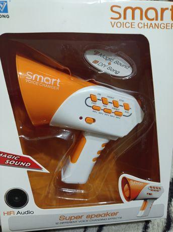Мегафон громкоговоритель игрушка детская