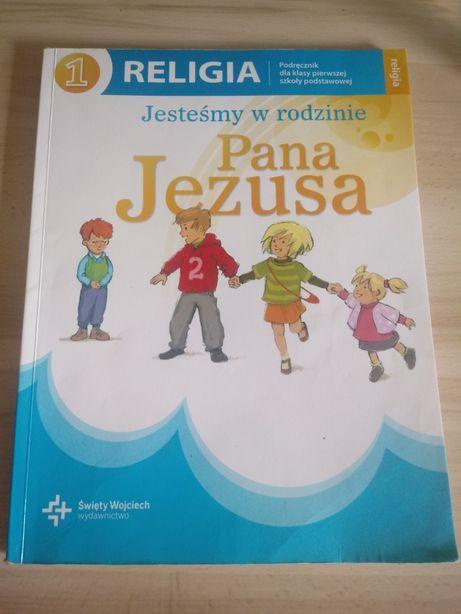 """Podręcznik dla klasy pierwszej- """"Jesteśmy w rodzinie Pana Jezusa"""""""