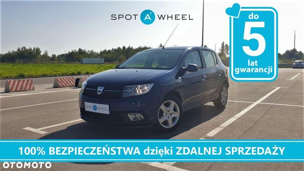 Dacia Sandero 0.9 Tce 90km Fv23% Navi, Usb, Isofix, Klimatyzacja, Макеевка - изображение 1