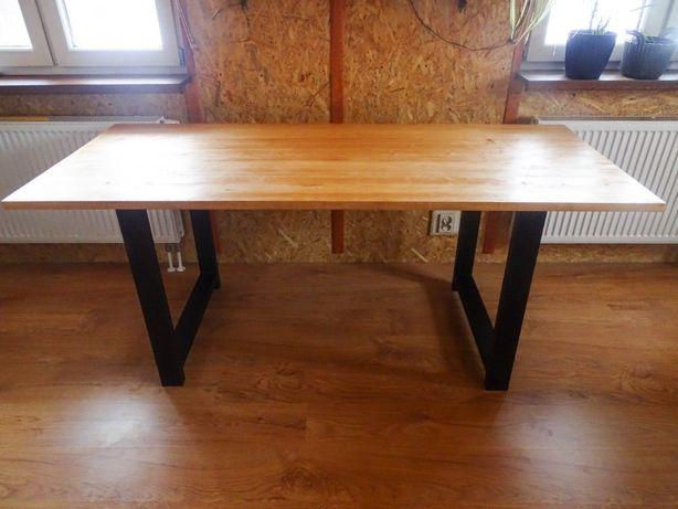 Stół Drewniany Prostokątny, Olcha Olejowana