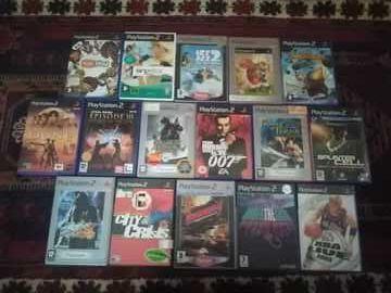 Jogos PlayStation 2 (PS2) - COMO NOVOS