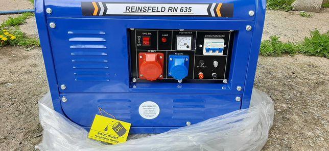 Agregat prądotwórczy Reinsfeld RN 635