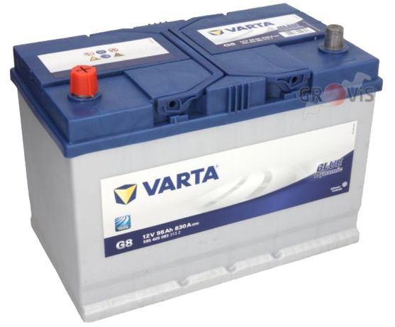 Akumulator VARTA Blue Dynamic 12V 95Ah 830A P+ G8 Wymiana Dowóz Montaż