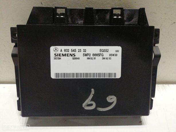 A0325452332 Centralina caixa velocidades Automática MERCEDES-BENZ CLK (C209) 220 CDI (209.308) OM 646.966