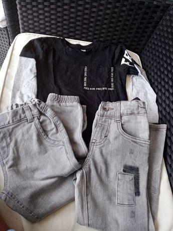 Conjuntos swetas e calças benetton e chicco