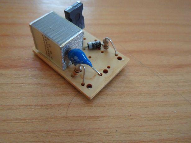 Generator iskrownika kuchenki gazowej.