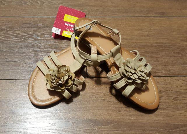 Sandałki nowe r. 35