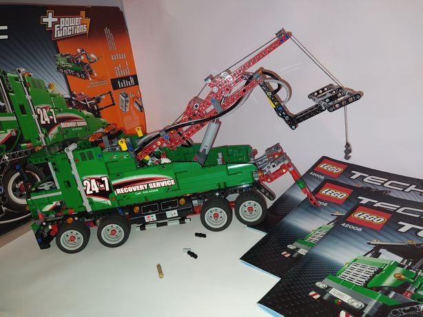 Lego Technic 42008 Service Truck unikat okazja