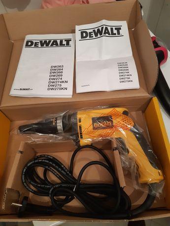 Wkrętarka elektryczna Dewalt Nowa DW274-QS