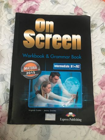 On screen Work & Grammar Book Intermediate B1+\B2