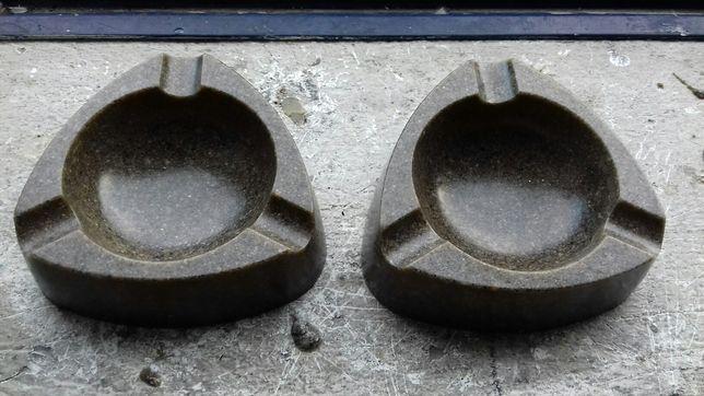 Cinzeiro ou saboneteira em pedra p/ decoração casa rústica