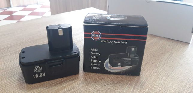 Bateria akumulatorowa 16.8 Volt