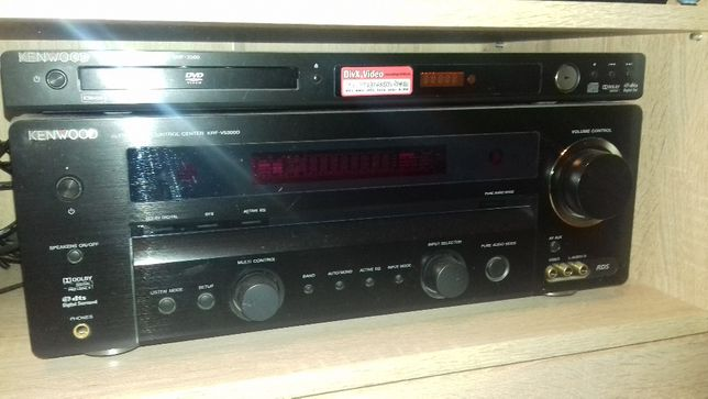 Sprzedam kino domowe Kenwood KRF-V5300D