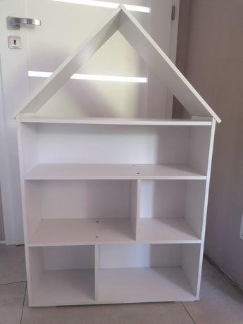 Domek dla lalek biały