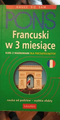 Francuski w 3 miesiace