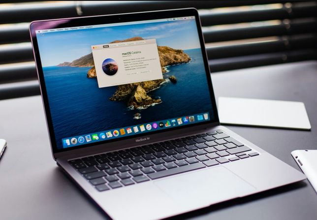 "Apple MacBook Air 13"" M1 256GB/512GB 2020 Silver/GOLD/SpaceGray"