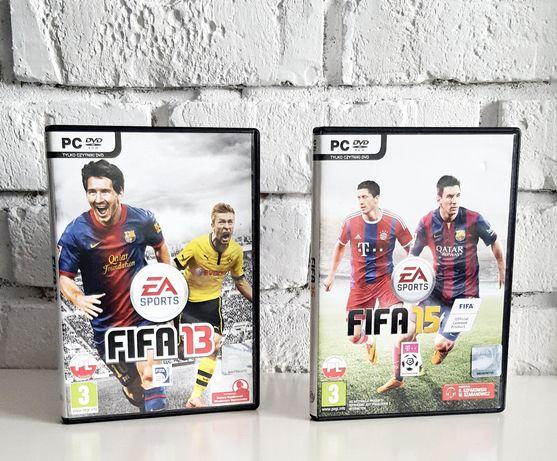Gry Fifa 13 Fifa 15 EA SPORTS PC PL