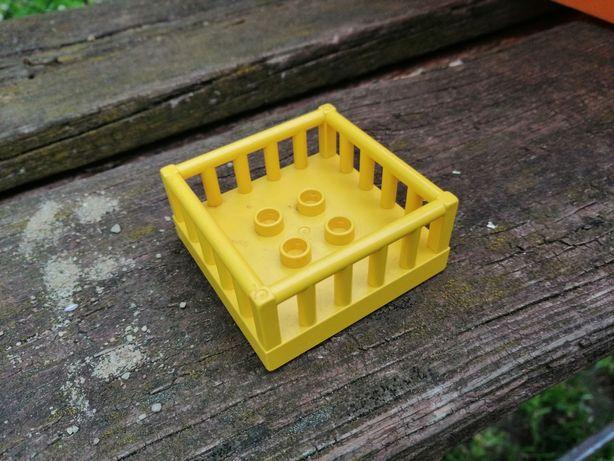 Lego duplo łóżeczko