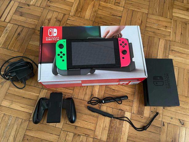 Nintendo Switch  CFW Atmosphere +karta 32GB