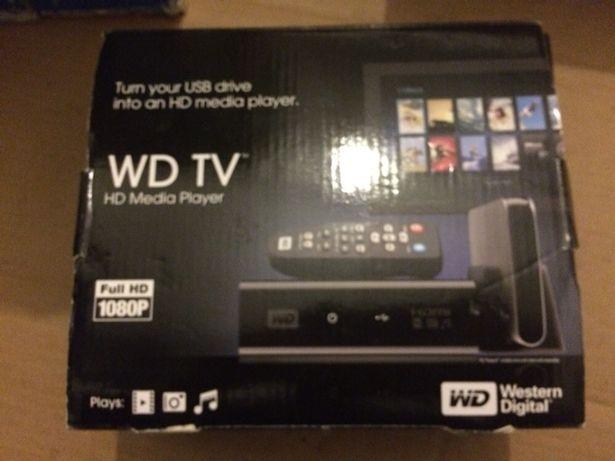 Vendo WD TV