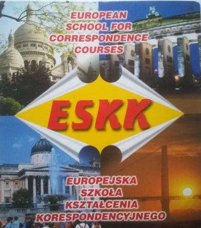 ESKK Angielski dla początkujących 1-32 + ćwiczenia cały kurs