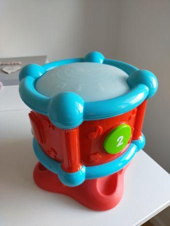 Zabawka interaktywna bębenek
