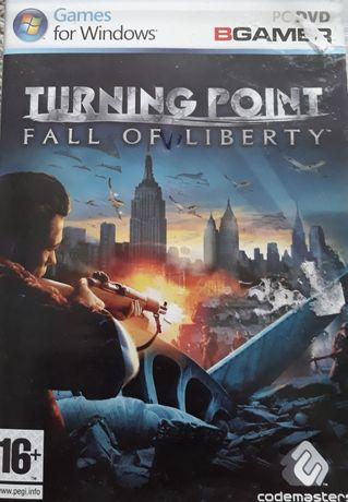 Jogo PC Turning Point Fall of Liberty