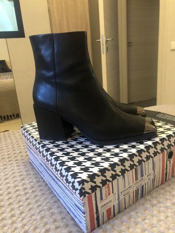 Ботинки женские , Миротон, 39, новые