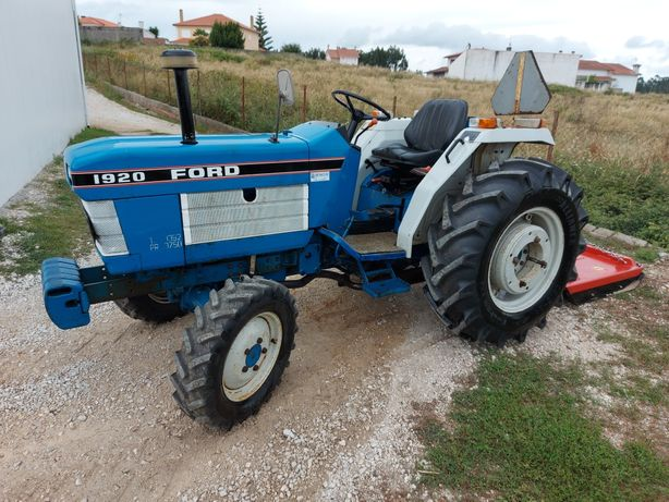 Trator Ford 1920 4x4