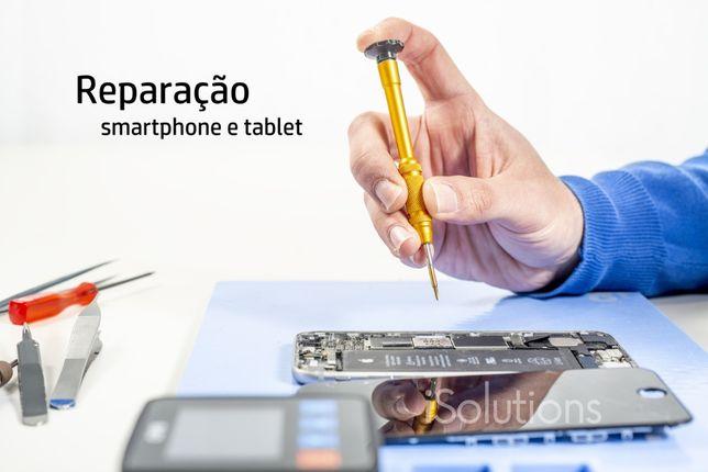 Reparação na Hora de iPhone, Samsung, Huawei entre outras marcas.
