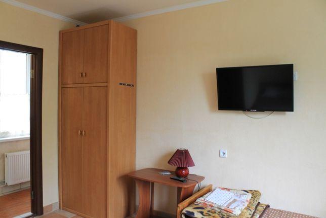 Сдам комнаты для отдыхающих возле моря.Посуточно.Пляж Лузановка.