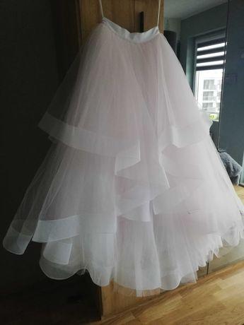 Spódnica od sukni ślubnej
