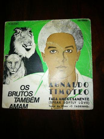 Agnaldo Timoteo - Os Brutos Também Amam (SINGLE)