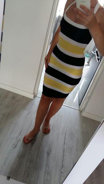 Czarno żółta S Jane Norman
