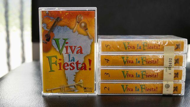 Viva La Fiesta! 5 Cassetes de Áudio