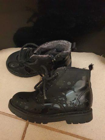 Ботиночки  Zara (стильные)
