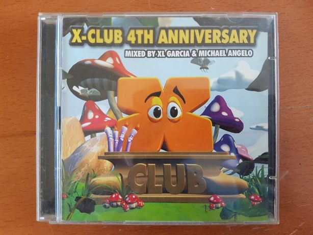 CD X-Club 4th Anniversary