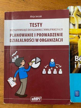 Testy przygotowujące do egzaminu z kwalifikacji A/AU.35